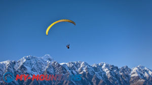 Paragliding Experience in Switzerland
