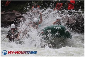 No Need To Cry A River – A Few Words About Rafting