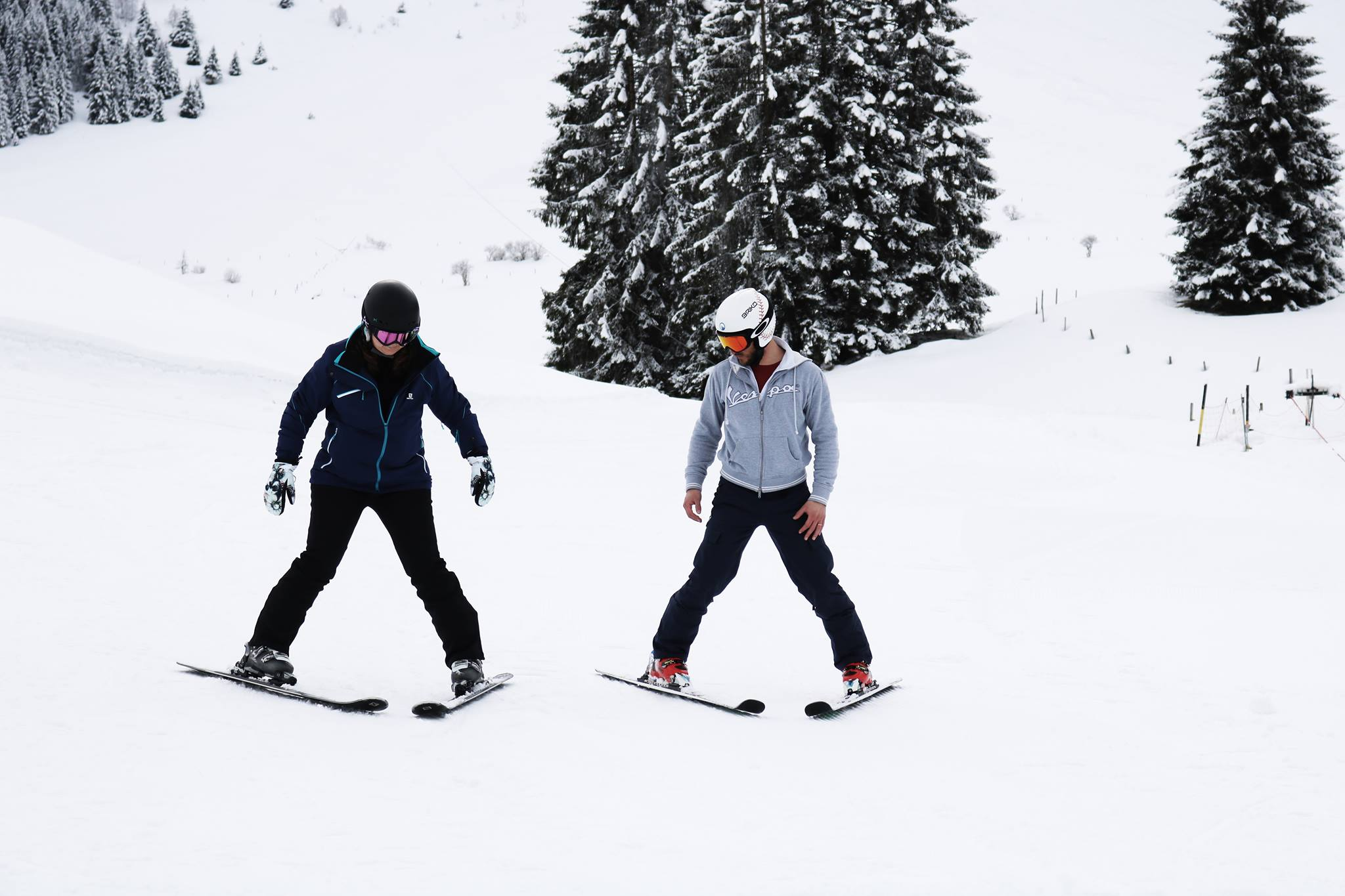 ski camps for beginners