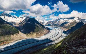 Glacier Switzerland