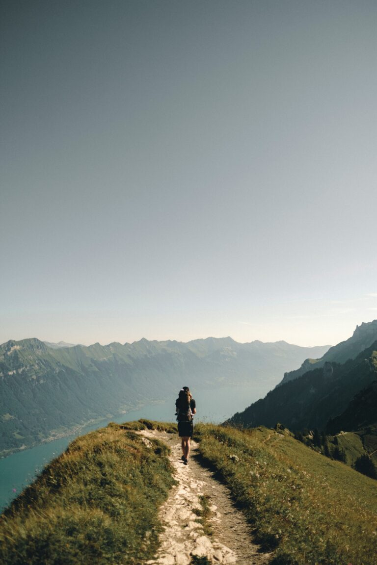 Read more about the article Hiking In Switzerland With My Mountains Team