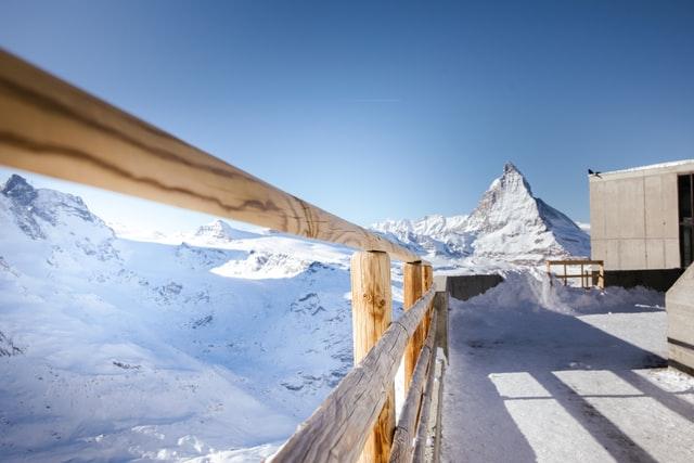guided swiss alps ski trip 7 days