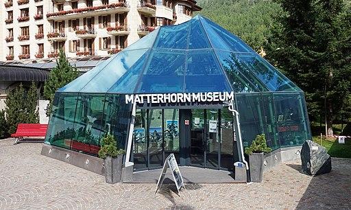 visit matterhorn history museum