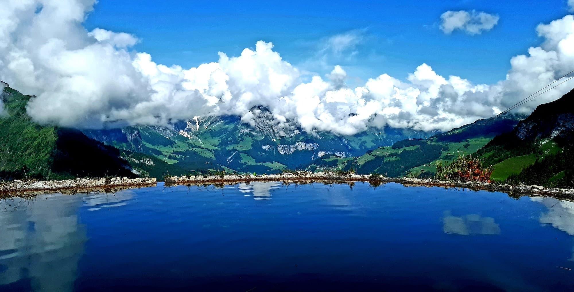 cuore delle alpi svizzere visita guidata