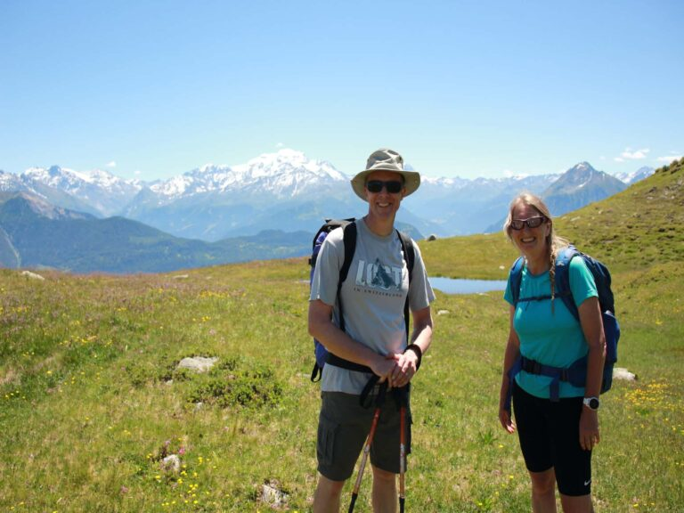 Read more about the article Hiking in Switzerland and Coronavirus – Is it safe to travel?